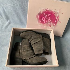 Not Rated Boots Women's Size 7